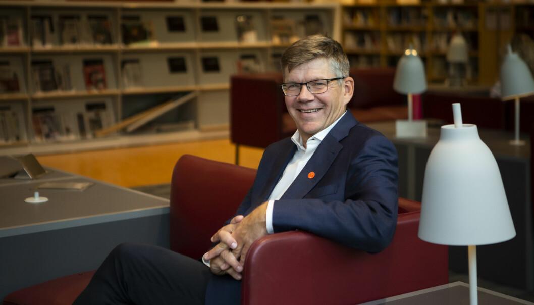 Rektor ved Universitetet i Oslo, Svein Stølen, kom torsdag med en gladnyhet til alle studenter som håper å reise på utveksling til våren.