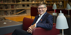 Rektor forsvarer bruk av konsulenter på forskningssøknader
