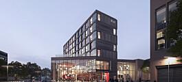 Bygger studenthus i Ålesund