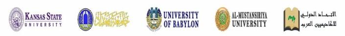 Logoene til Kansas State University og flere irakiske universiteter benyttes på nettsidene til Aalborg Academy of Science. Kansas State University avviser at de har noe samarbeid i dag.