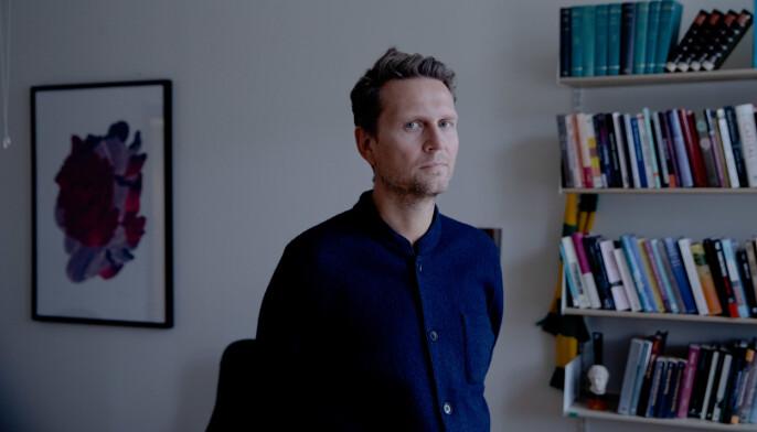 Steinar Bøyum, leder for Institutt for filosofi og førstesemesterstudier, UiB, mener begrepet arbeidslivsrelevans ofte kan virke uklart.