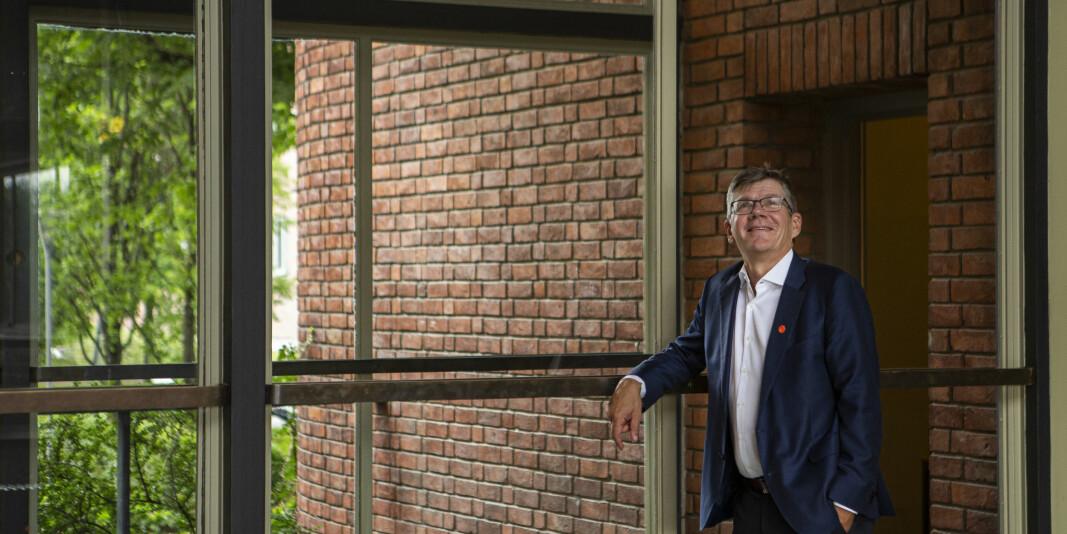 Det skal være høyt under taket ved Universitetet i Oslo, sier rektor Svein Stølen, som ikke har sansen for at man importerer problemstillinger som ikke passer i norsk akademia.