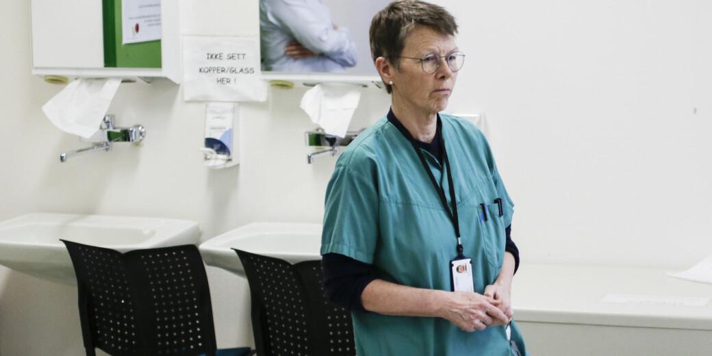 Vanskelig å forklare, sier professor Anne Berit Guttormsen om hvordan hun kunne gå på limpinnen. Hun er offer i det som trolig er norgeshistoriens største kjærlighetssvindelsak.