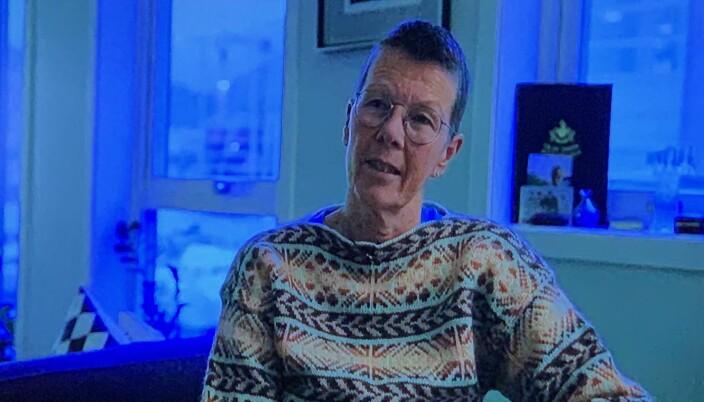 Mange hyggelige meldinger og mange telefonsamtaler gjorde at Anne Berit Guttormsen følte at hun ble sett.
