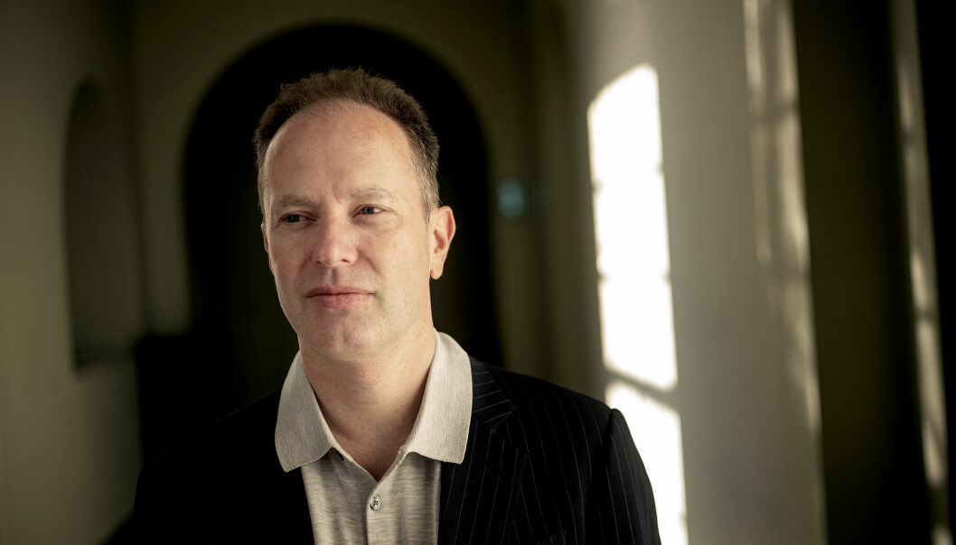 Øyvind Eikrem er både psykolog og sosialantropolog, og vil derfor kunne arbeide ved flere institutt ved NTNU.
