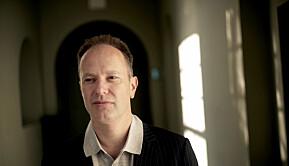Øyvind Eikrem søker stilling som instituttleder.
