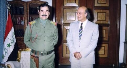 Saddams Husseins personlige lege knyttes til falskt universitet