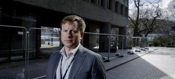 Robert Rastad tilsett som universitetsdirektør i Bergen