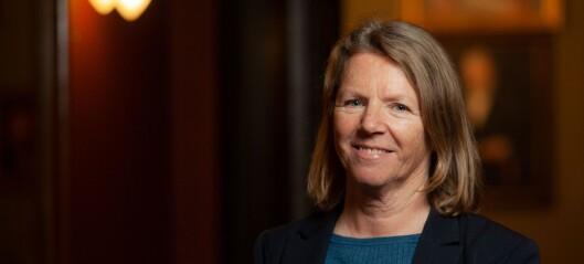 Ny generalsekretær i Vitenskapsakademiet