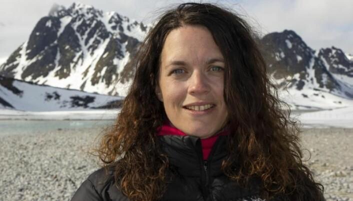 Dekan Kathrine Tveiterås ved Fakultet for biovitenskap, fiskeri og økonomi ved UiT Norges arktiske universitet.