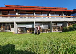 Slik lukkast den minste campusen i Noreg med «operasjon korona»