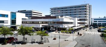 Sykehuset er ikke klar for medisinutdanning fra 2021