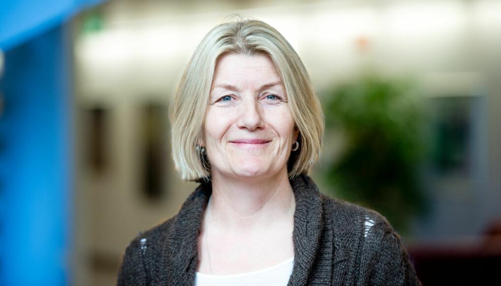 Administrerende direktør Helle K. Schøyen i Stavanger universitetssjukehus er ikke klar til å ta imot medisinstudenter så raskt som Universitetet i Stavanger ønsker.