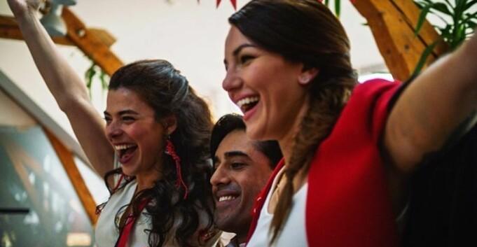 Morsomt flerkulturelt drama på NRK
