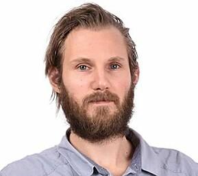 Nifu-forsker Rune Borgan Reiling.