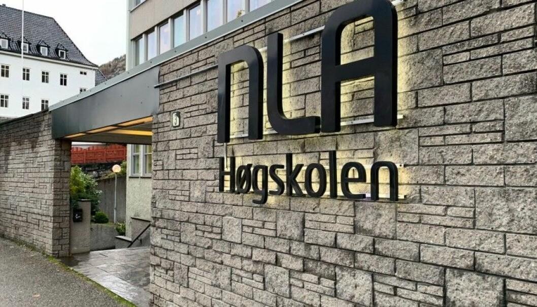 Det har vært støy rundt Norsk lærerakademi i forbindelse med anklager om diskriminering av homofile rettet mot institusjonen.