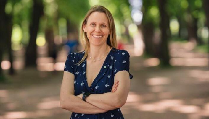 Lise Lyngsnes Randeberg er preseident i Tekna -Teknisk-naturvitenskapelig forening.