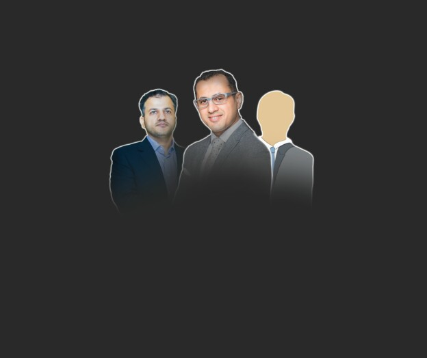 De tre business-partnerne med et postboks-institutt på Hamar