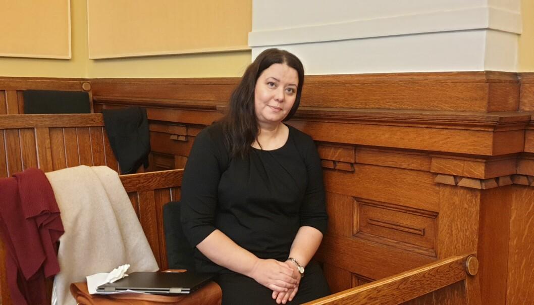 Roya Sabetrasekh møtte i Høyesterett, ti år etter at hun først meldte inn til Universitetet i Oslo at hennes arbeid var brukt i en patentsøknad uten kreditering.