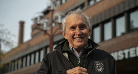 Vietnamkrigen gjorde at Seltzer (79) ble professor