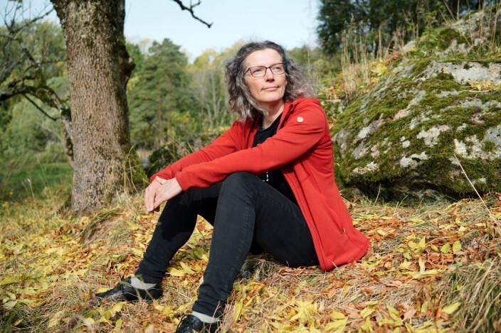 Anne Sverdrup-Thygeson sier det kjentes nødvendig å være med på oppropet.