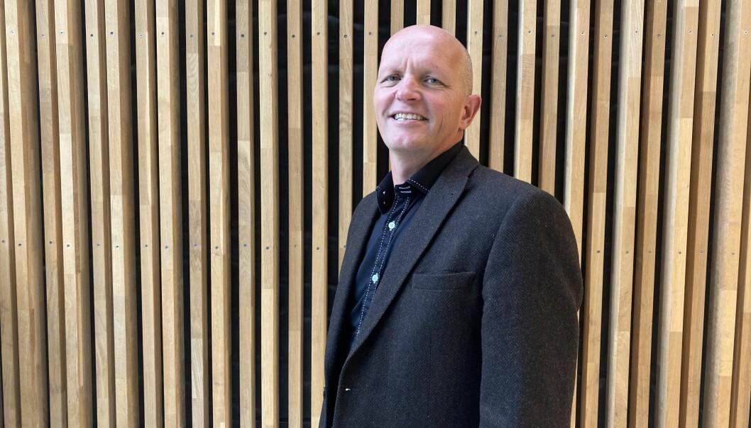 Gunnar Yttri blei torsdag ansatt som ny rektor ved Høgskulen på Vestlandet.