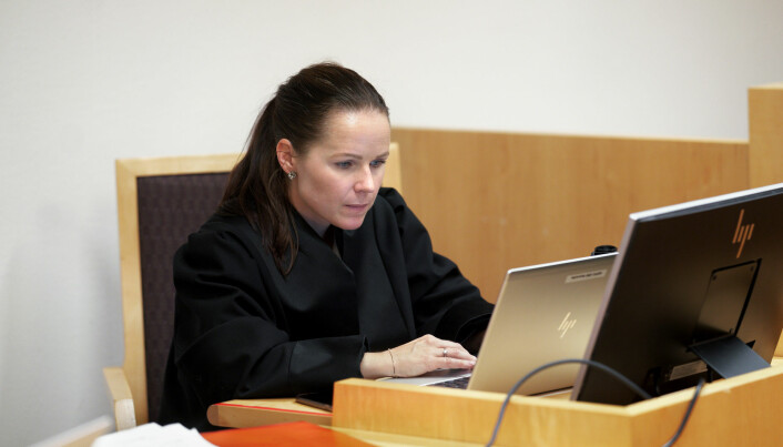 Advokat Henriette Willix representerer studenten.