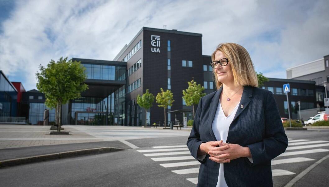 Rektor Sunniva Whittaker kommenterer professor Fredrik Thues beskrivelse av det norske universitetslandskapet.