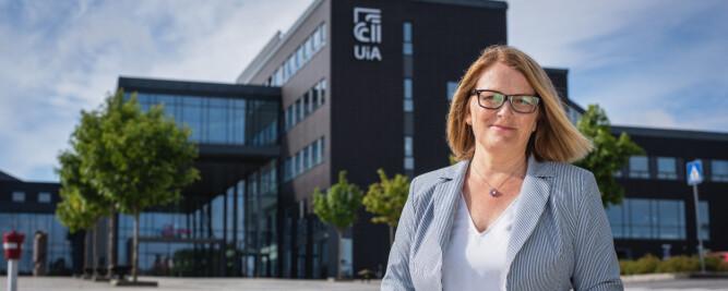 NTNUs Anne Borg trakk seg i maktkamp. UiA-rektor Whittaker ny leder