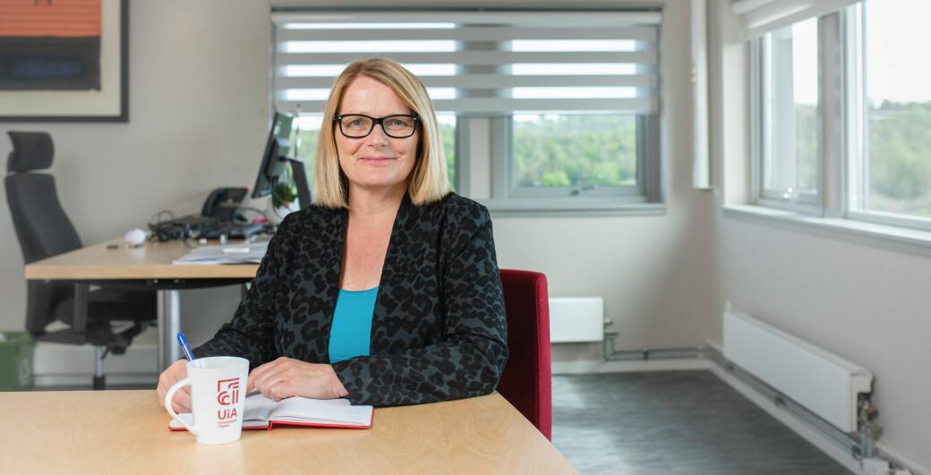 Som offentlig institusjon er det ikke sjelden vi må henvise til «direktøren for det hele», også kjent som norsk lovverk, skriver UiA-rektor Sunniva Whittaker.