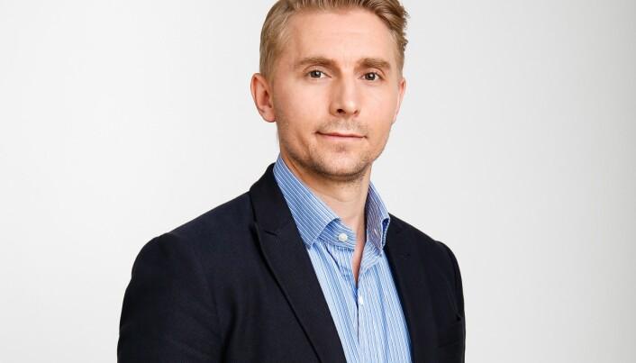 Professor Sturla Fjesme ved OsloMet.
