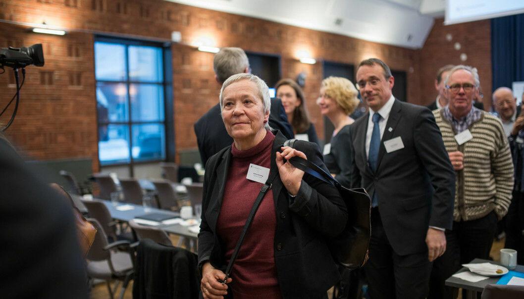 Kathrine Skretting går av som rektor 1. mai neste år og prosessen med å finne ny rektor er i gang.