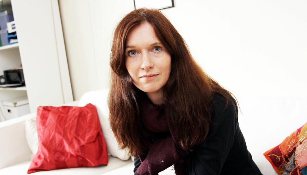 Forsker II og leder for forskningsprosjektet Status for ytringsfriheten i Norge, Kjersti Thorbjørnsrud, begrunner sammen med medforskere hvorfor de har stilt spørsmålene de har stilt i spørreundersøkelsen.