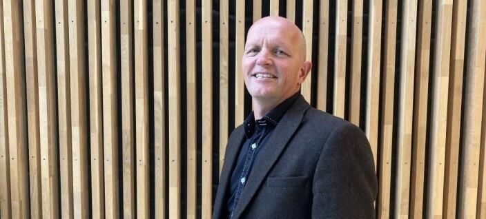 Gunnar Yttri ble 24. september ansatt som ny rektor ved Høgskulen på Vestlandet.
