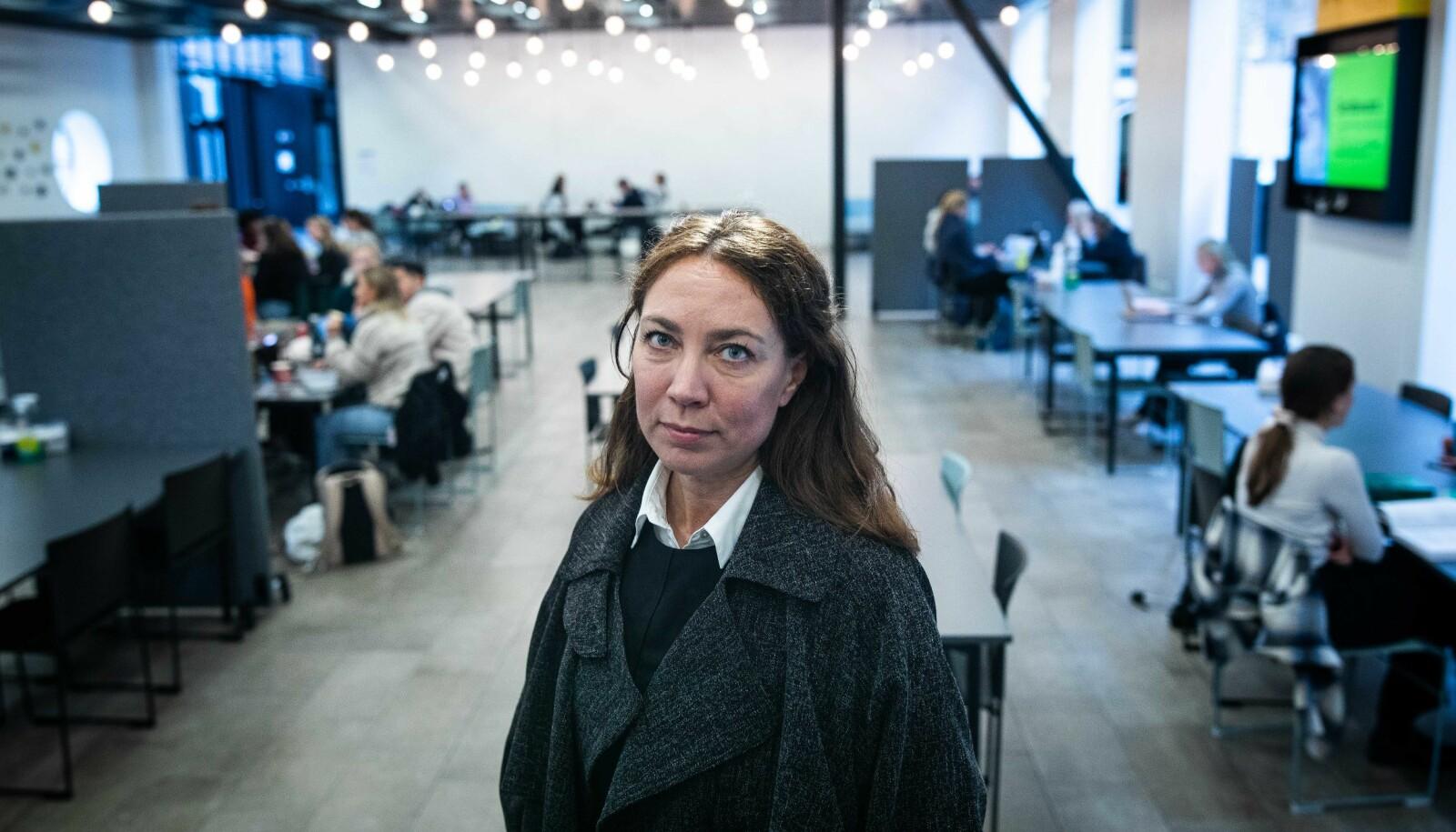 For tre år sidan oppdaga Mona Wille at det var gjort svært lite forsking på ytringsfridomen ved norske universitet og høgskular. No er ho redaktør for ei bok på feltet, og håper den vil motivere til meir forsking på nettopp ytringsfridom.