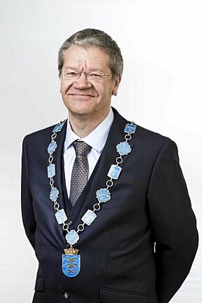 Haugesundsordførar Arne-Christian Mohn meiner modellen Vestlandslegen er god.