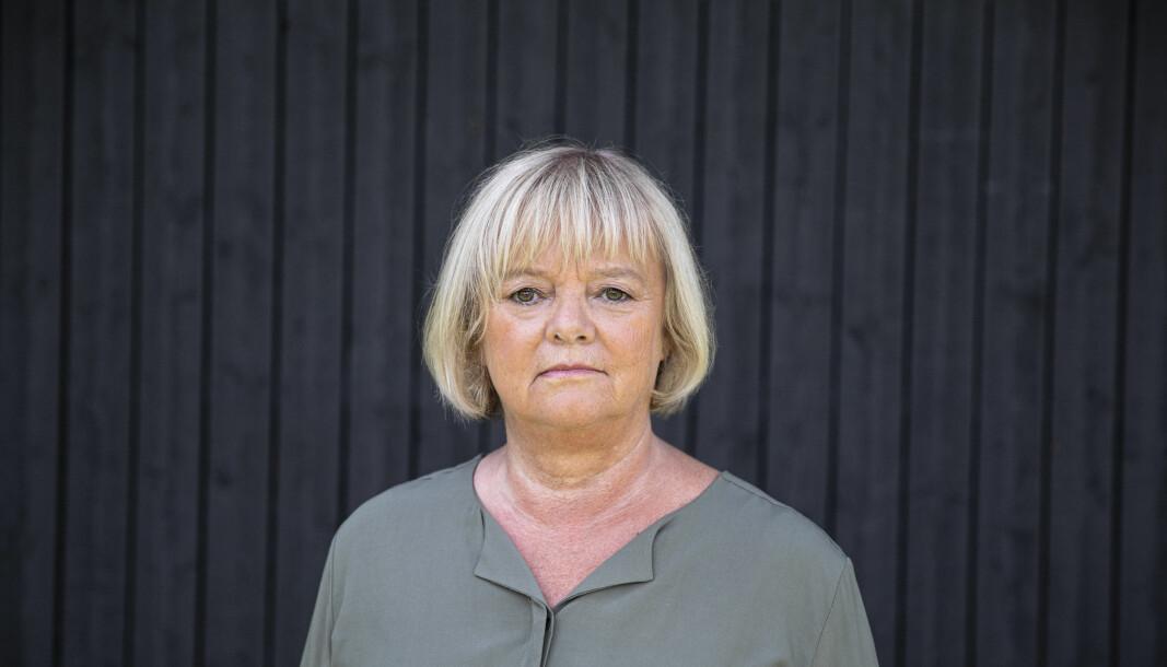Fellesorganisasjonen (FO) er fagforeningen og profesjonsforbundet for om lag 31 000 barnevernspedagoger, sosionomer, vernepleiere og velferdsvitere. Mimmi Kvisvik er forbundsleder.