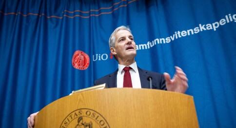 40 mål for sosialdemokratisk politikk for høyere utdanning