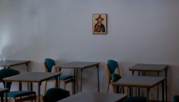 NLA Høgskolens lokaler i Sandviken i Bergen.