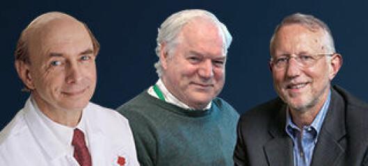 Nobelpris til tre hepatitt-forskere