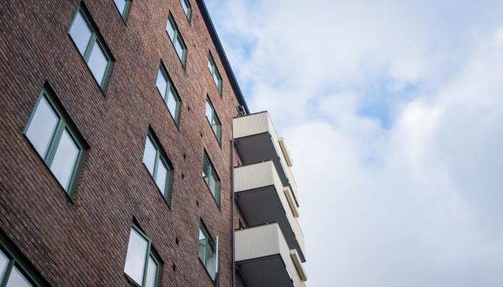 Flere selskaper med en tilknytning til Norsk Studentforening kan knyttes til denne blokka i Oslo.
