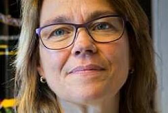 Prodekan Johanna U. Ericson Sollid ved Det helsevitenskapelige fakultet.
