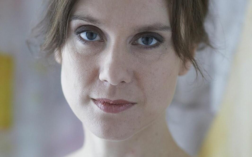 Elisabeth Holmertz disputerer 12. oktober. I prosjektet sitt både kuraterer og framfører hun alle rollene i Monteverdis 1600-tallsopera L'Orfeo.