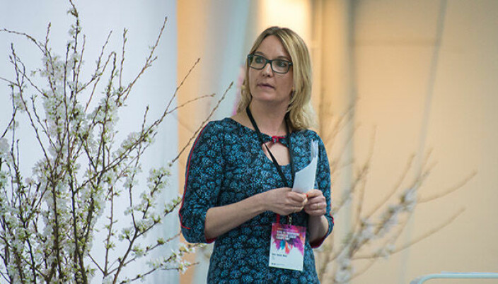 Professor Sara Louise Muhr er en av intiativtakerne til oppropet.