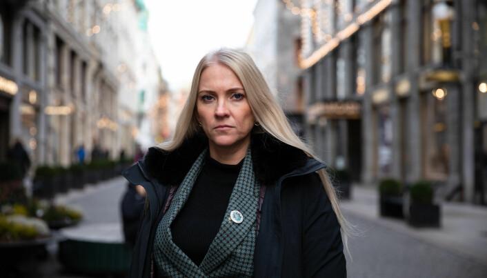 Lill Sverresdatter Larsen, Norsk sykelpeierforbund