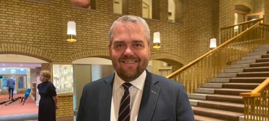 Frp-Steffensen reagerer på Ap-kritikken mot krisepakka