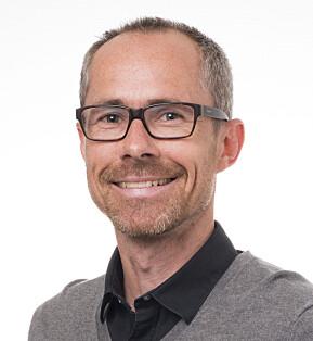 Håkon Solberg, leder for studieavdelingen ved NIH.