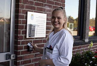 Lokker sykepleiestudenter med stipender