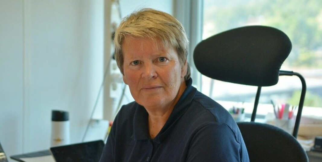 Universitetsdirektør Seunn Smith-Tønnessen ved Universitetet i Agder påpeker at grunnskolelærerutdanningen ved UiA er kraftig underfinansiert.