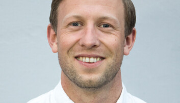 En av forskerne bak studien, Dan-Richard Knudsen, ved Norges handelshøyskole.